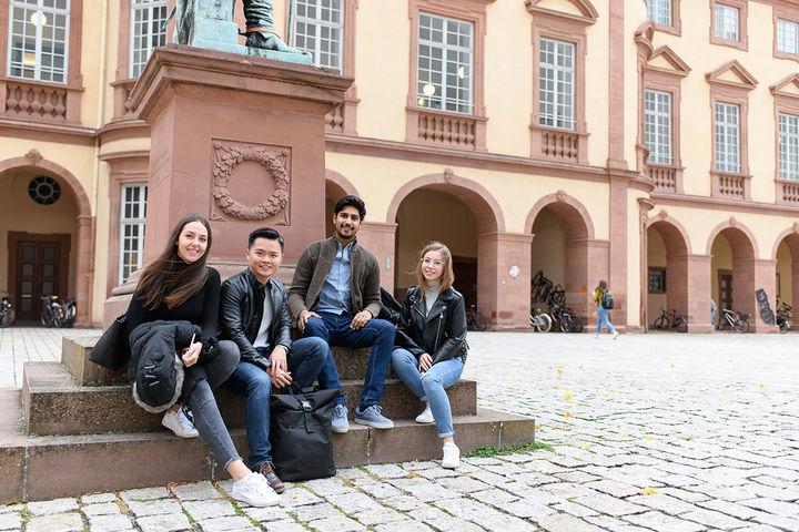 uni mannheim exam dates)